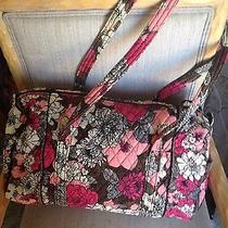 Vera Bradley Tote Large Floral Diaper Bag Photo