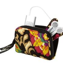 Vera Bradley Tune in Case Suzani  Mp3 Ipod Player Nwt Nice Retired Nwt Photo