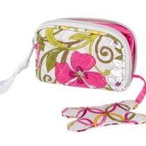 Vera Bradley Tune in Case Tea Garden Mp3 Ipod Player Nwt Nice Retired  Photo