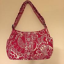 Vera Bradley Twirly Birds on the Go Breast Cancer Photo