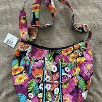 Vera Bradley Va Va Bloom Clare Crossbody Handbag Nwt Purse Photo
