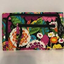 Vera Bradley Vava Bloom Crossbody Wallet Brand New Without Tags Photo