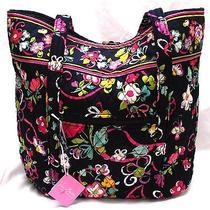 Vera Bradley Vera Tote in Ribbons Large Carryall Handbag - Brand New With Tags Photo