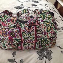 Vera Bradley Viva La Vera Diaper Bag  Photo