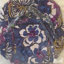 Vera Bradley Women's African Violet Medium Backpack Photo