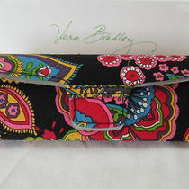 Vera Bradley - Womens Hard Eyeglass Cases - Snap Closure - 22.00 Value - New Photo
