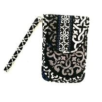 Vera Bradley Wristlet Phone Case in Canterberry Blue Photo