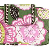 Vera Bradley Wristlet Purses All in One Id Case Wallet Tote Backpack Smartphone Photo