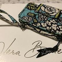 Vera Bradley Wristlet Wallet in Island Bloom- Retired Pattern Photo