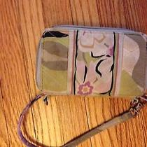 Vera Bradley Wristlet With Iphone Pocket Photo