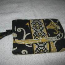 Vera Bradley Yellow Bird Pocket Wallet Photo