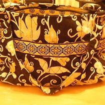 Vera Bradley Yellow Bird Stephanie Tote Bag  Photo