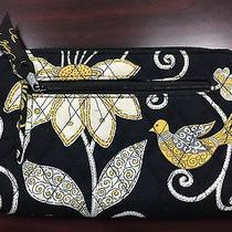 Vera Bradley Yellow Bird Zip Around Wallet Photo