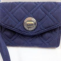 Vera Bradley Your Turn Smartphone Wristlet in Classic Navy New Release Photo