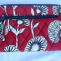 Vera Bradley Zip Around Wallet in Choice of 8 Patterns Nwts Free Shipping U.s. Photo