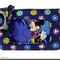 Vera Bradley Zip Id Case - Dreaming Disney Nwt - Disney Parks Collection Photo