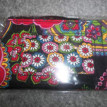 Vera Bradley Zip Id Case With Tags Symphany in Hue Nwt Photo