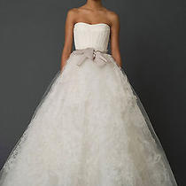 Vera Wang Hannah Wedding Dress Size 4 Photo