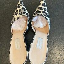 Vera Wang - Leopard Mules - Classic Size 9 Med Photo