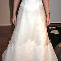 Vera Wang Luxe Bridal Gown Never Worn Photo