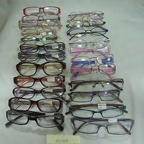 Vera Wang & Others Wholesale Rx  Eyeglass Frame Lot of 24 Brand New Asst  Ec344 Photo