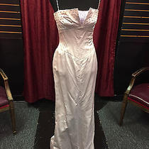 Vera Wang  Prom  Pageant  Evening  Gown  Dress   Photo
