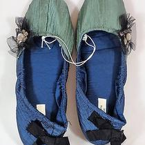 Vera Wang Simply Vera Size Large (9-10) Slippers Photo