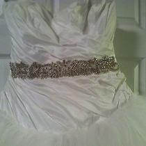 Vera Wang Size 12 Wedding Dress Photo