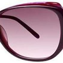 Vera Wang Sunglasses V424 Raspberry 55mm Photo