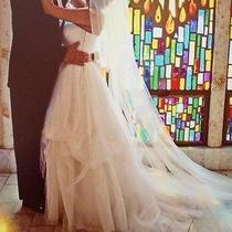Vera Wang Wedding Dress Photo