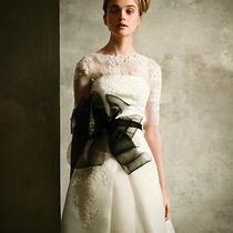 Vera Wang Wedding Dress Ivory Photo