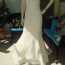 Vera Wang Wedding Dress (Size 10) Photo