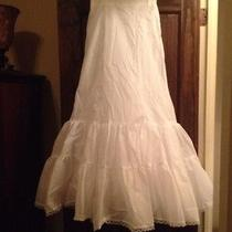 Vera Wang Wedding Dress Slip Photo