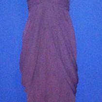 Vera Wangwhitelilac/lavender Full Length Dress6weddingbridesmaidbeautiful Photo