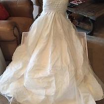 Vera Wang White Size 2 Wedding Dress Photo