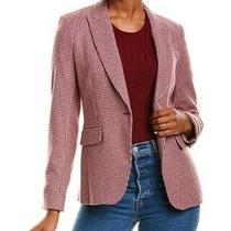Veronica Beard Cutaway Dickie  Alpaca Blend Blazer Size 8 Pristine Photo