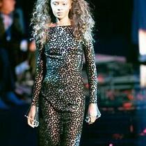 Versace Beaded Evening Dress Photo