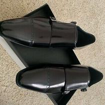 Versace Collection Double Monk Strap Size 12 Shoes Photo