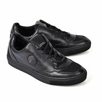 Versace Collection Men's Leather/poly Blend Athletic Shoe - Size Eu 40 & 44 New Photo