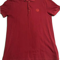 Versace Collection Polo T-Shirt Red  Photo