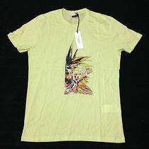 Versace Collection T-Shirt Green Photo