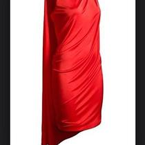Versace for h&m Nwt Red Dress Size 2 Photo