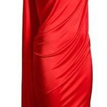 Versace for h&m Nwt Red Dress Size 6 Eur 36 Photo