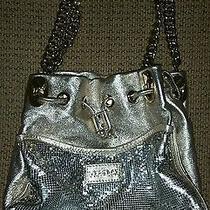 Versace Gold Metallic Handbag  Photo