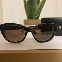 Versace Havana Sunglasses -Ve4343 108/13 Womens Brown Gradient 56mm Photo