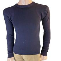 Versace Jeans Couture Mens Sweater Small Purple Photo