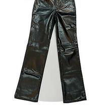 Versace Jeans Couture Silver Medusa Head Vintage Women's Pants Size 27 Photo