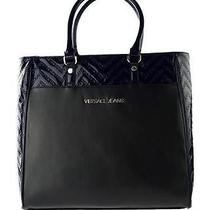 Versace Jeans Debossed Tote Photo