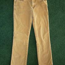 Versace Jeanscouture Carmel Corduroy Pants Size 30 Photo