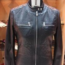 Versace Leather Jacket (Premium Collection) Photo
